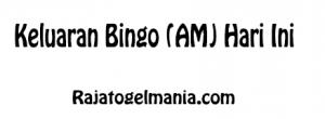 Keluaran Bingo (AM)