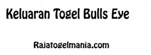 Keluaran Togel Bulls Eye
