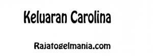 Keluaran Togel Carolina